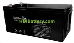 Batería para Caravana 12v 200ah Plomo AGM